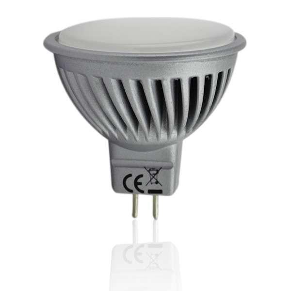Spot LED MR16 7W éclairage 60W