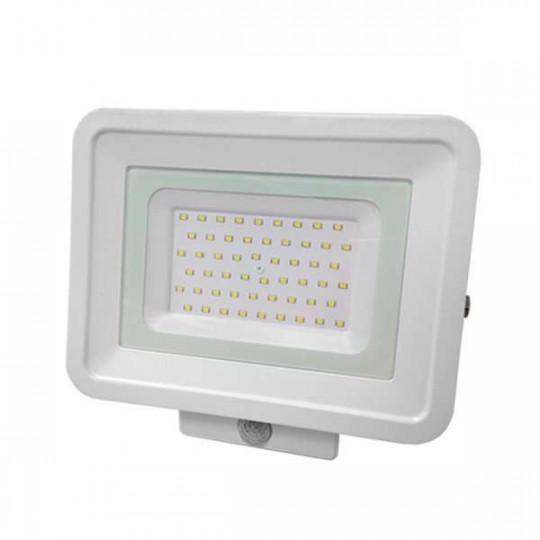Projecteur LED à Détecteur 30W étanche IP65 2550lm (170W) - Blanc Chaud 2700K