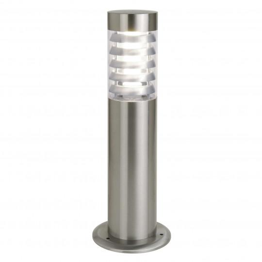 Borne Sol IP44 E27 450mm - Finition Inox - GALERNA