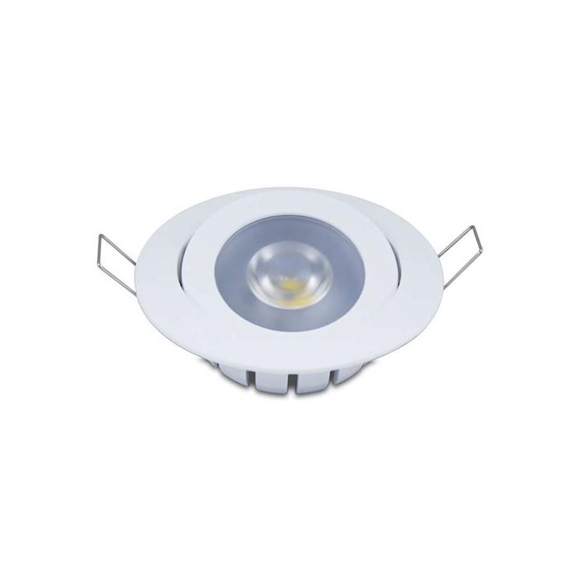 Spot encastrable 10W LED CREE...