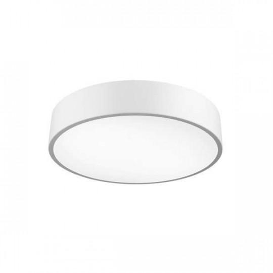 Spot saillie LED 145W rond ∅1000×100mm Blanc - Blanc Chaud 3000K