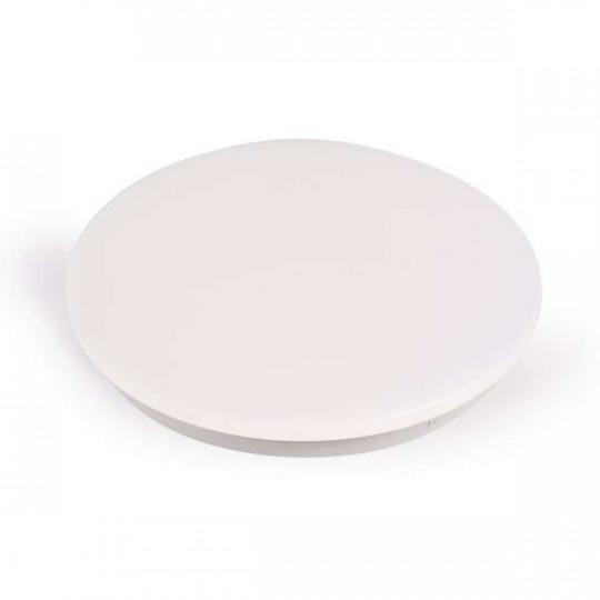 Spot saillie LED 12W rond ∅230mm - Blanc Chaud 3000K