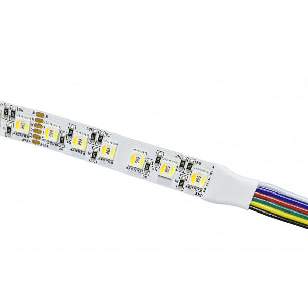 Ruban LED 96 LED/m 35W/m RGB+CCT 2400-6000K 1m