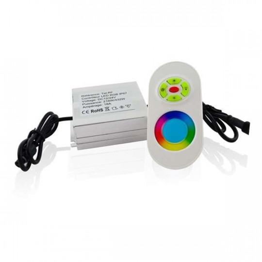 Contrôleur et télécommande RadioFréquence (RF)