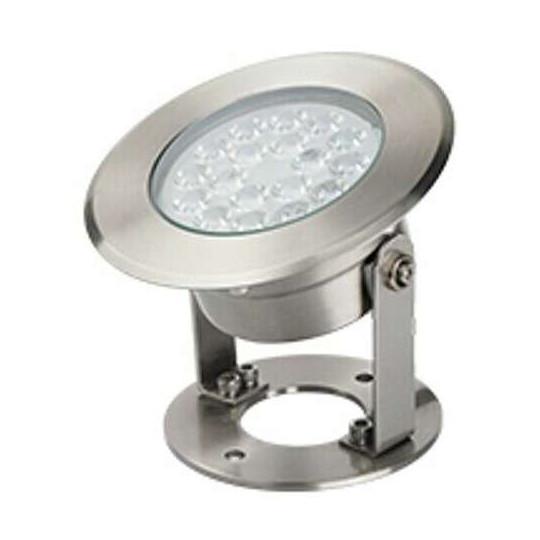 Lampe LED de bassin RGB+CCT 9W IP68 AC12V-DC12-24V LoRa pilotable UW03