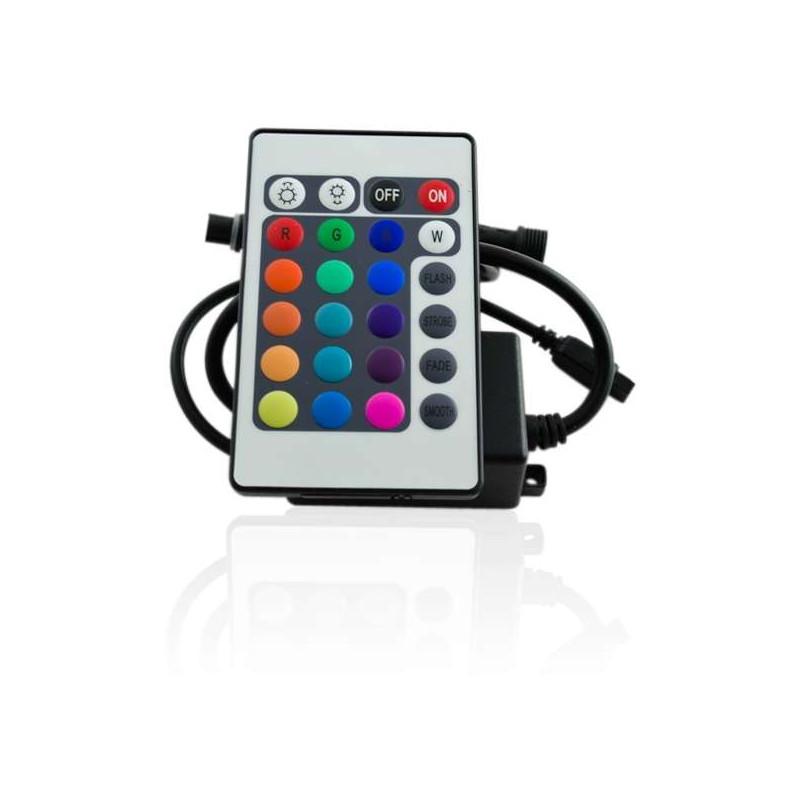 Contrôleur et télécommande RGB...