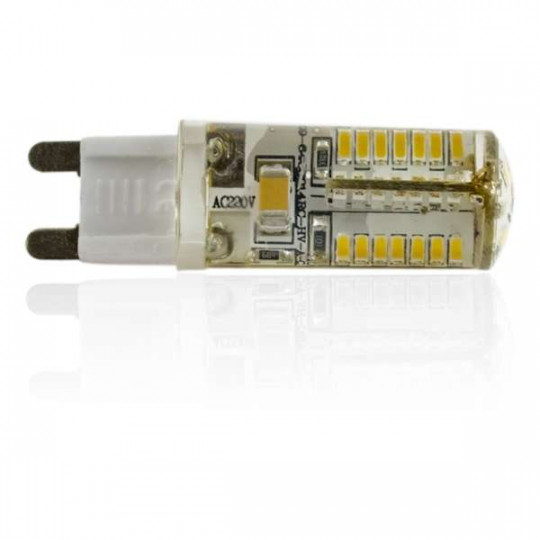 Ampoule LED G9 3,5W 220V équivalent 30W