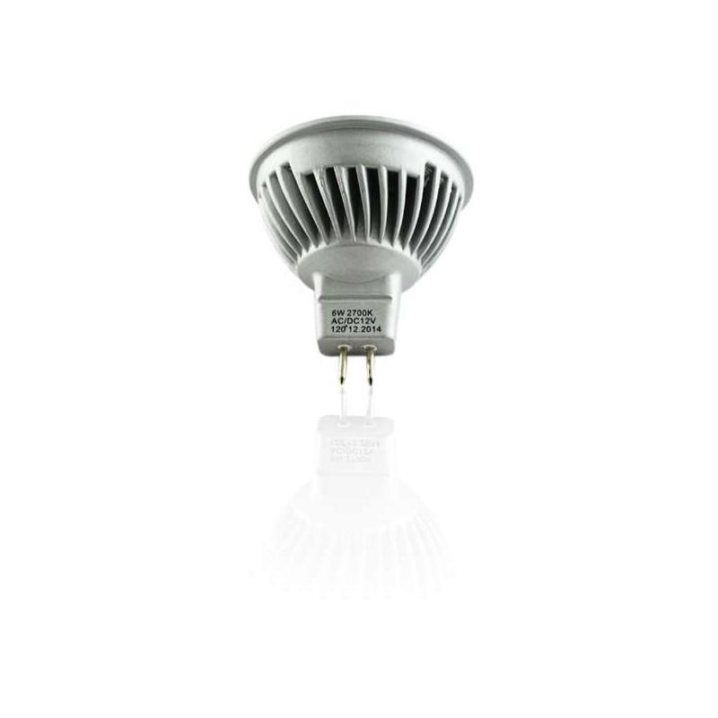 Ampoule LED MR16 6W éclairage 50W