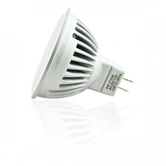 Ampoule LED MR16 6W éclairage 50W