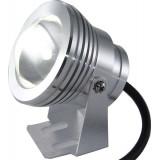 Projecteur LED 7W RGB étanche