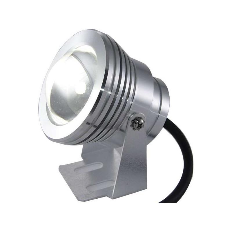 Projecteur LED 7W RGB étanche DC12V