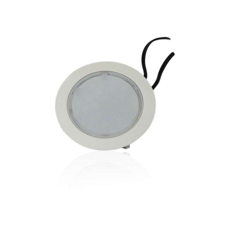 Spot LED encastrable rond 2,5W étanche