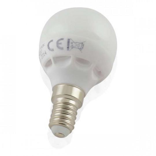 Ampoule E14 LED 5W Globe - équivalent 40W