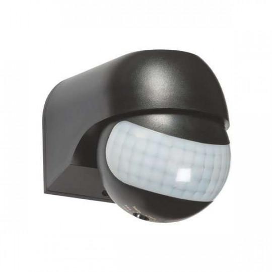 Détecteur de mouvement étanche IP54 AC:110-240V Noir