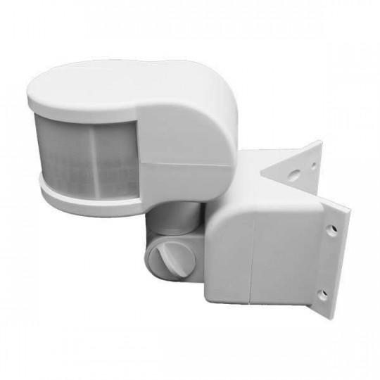 Détecteur de mouvement étanche IP44 AC220-240V Blanc