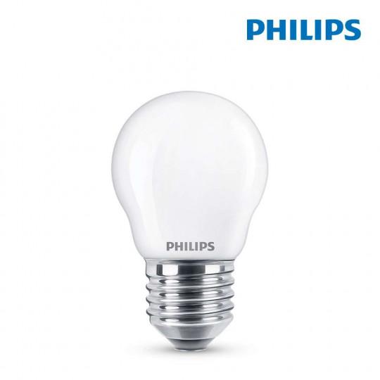 Ampoule LED E27 4,3W équivalent à 40W - Blanc Naturel 4000K