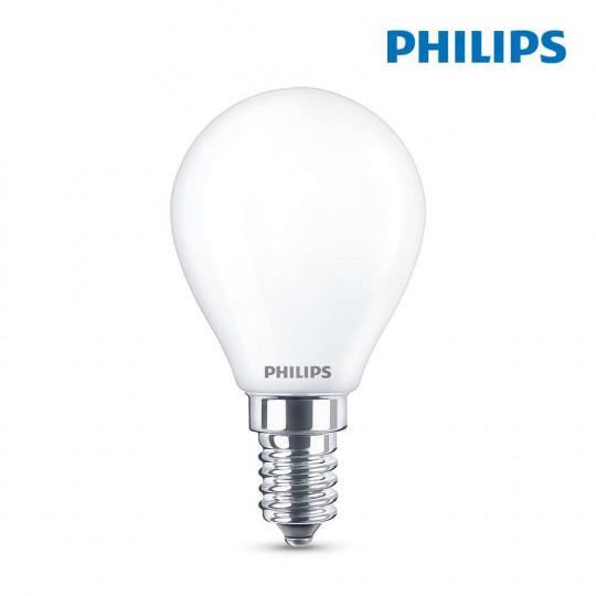 Ampoule LED E14 6,5W équivalent à 60W - Blanc Chaud 2700K