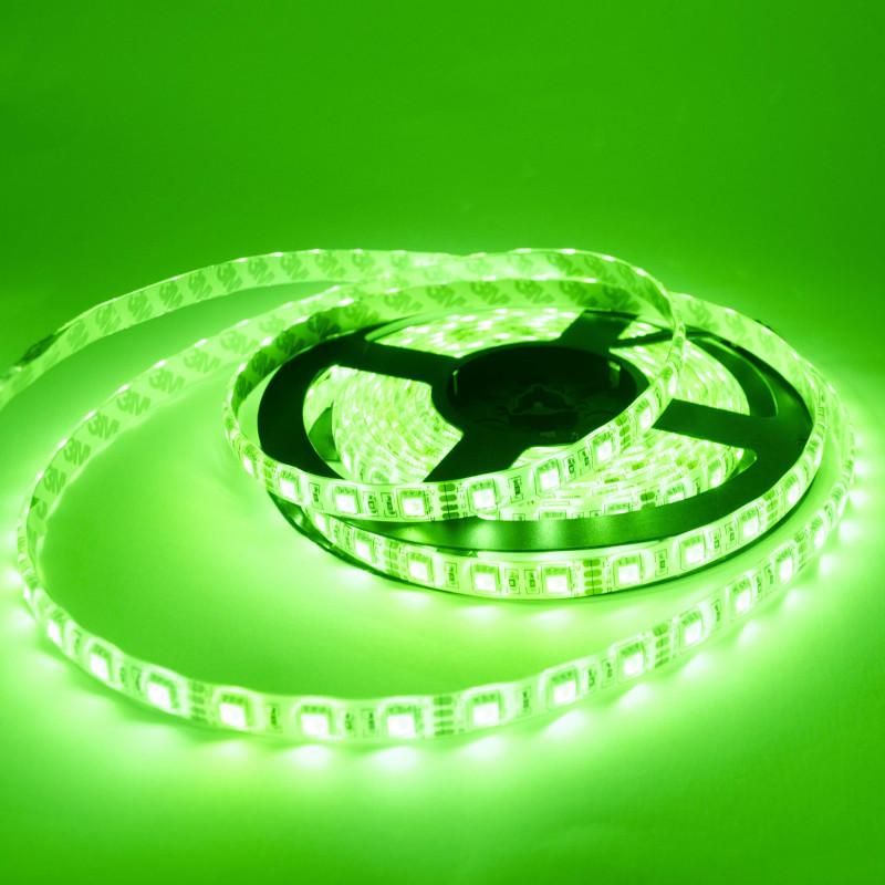 Ruban LED 5m étanche RGB 30 LED/m 7,2W/m