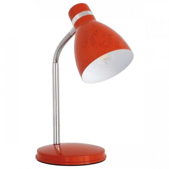 Lampe de bureau 40W Orange - culot E14