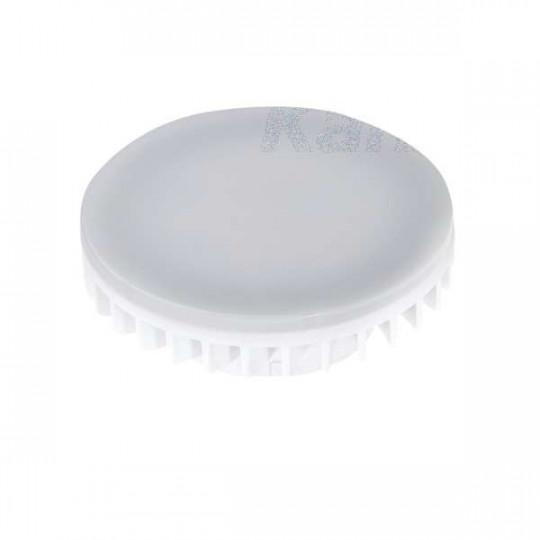 Ampoule LED GX53 9W équivalent à 55W - Blanc Chaud 3000K