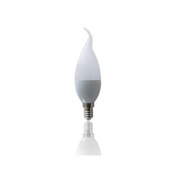 Ampoule LED Flamme E14 6W équivalent 50W dimmable Vision-EL