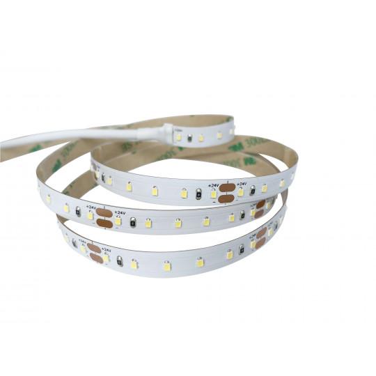 Ruban LED 120 LED/m 9W/m DC24V LED 2216 - 5m - Blanc Naturel 4000K