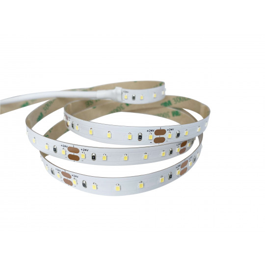 Ruban LED 120 LED/m 9W/m DC24V LED 2216 - 1m - Blanc Chaud 3000K