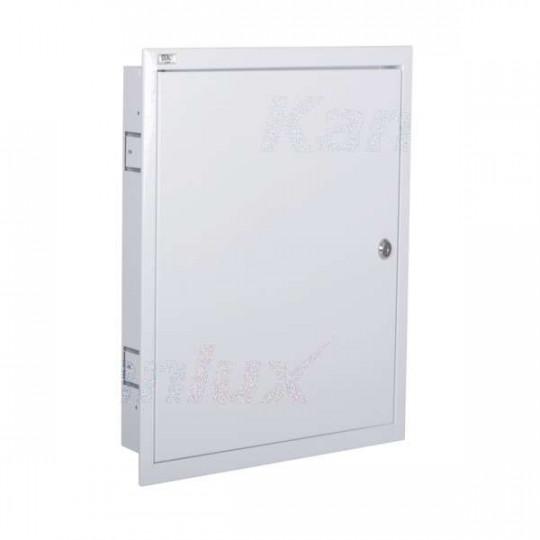 Tableau Électrique encastrable Blanc 3x24P Modules