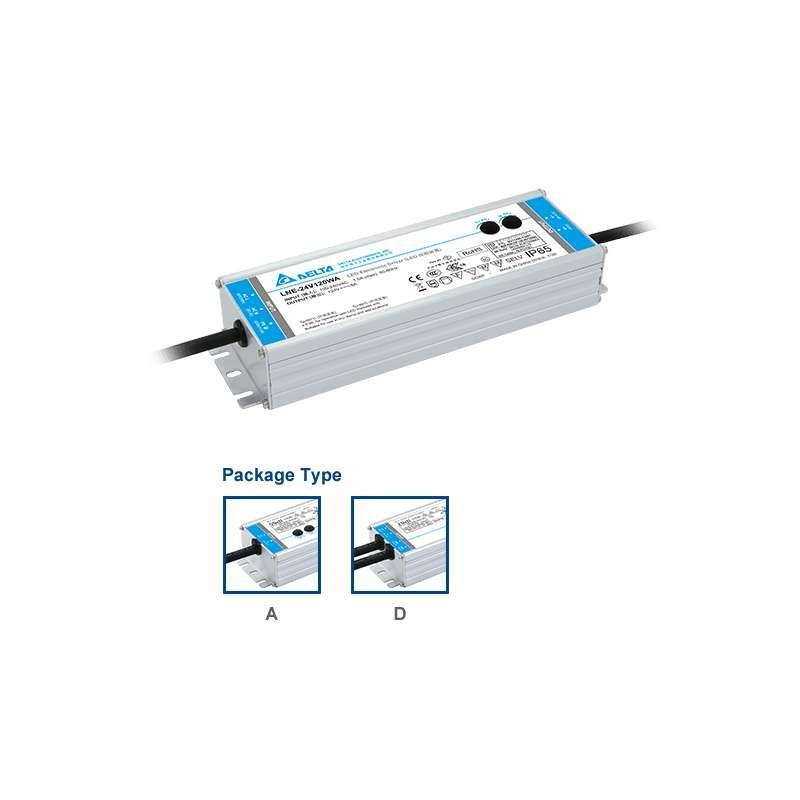 Alimentation LED DC24V 150W 6A...