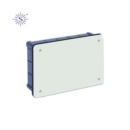 Boîte de Dérivation Encastrable à Sceller Rectangulaire 50x100mm
