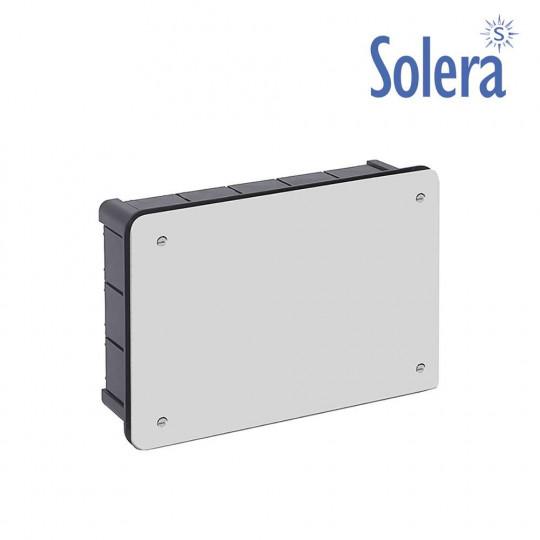 Boîte de Dérivation Encastrable à Sceller Rectangulaire 160x100x50mm