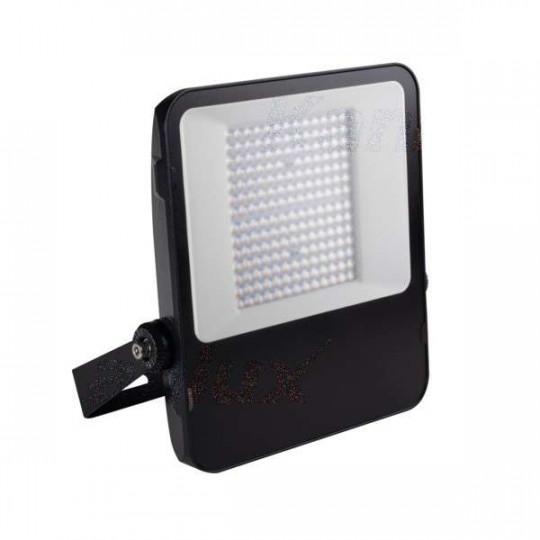Projecteur LED 150W Noir étanche IP65 16500lm (1200W) - Blanc Naturel 4000K