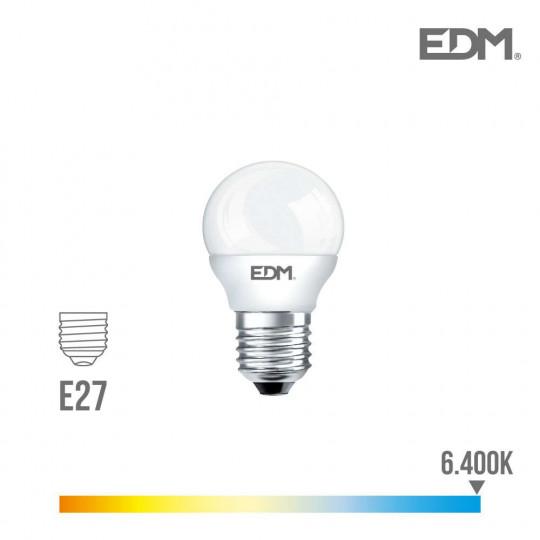 Ampoule LED E27 5W équivalent à 35W - Blanc du Jour 6400K