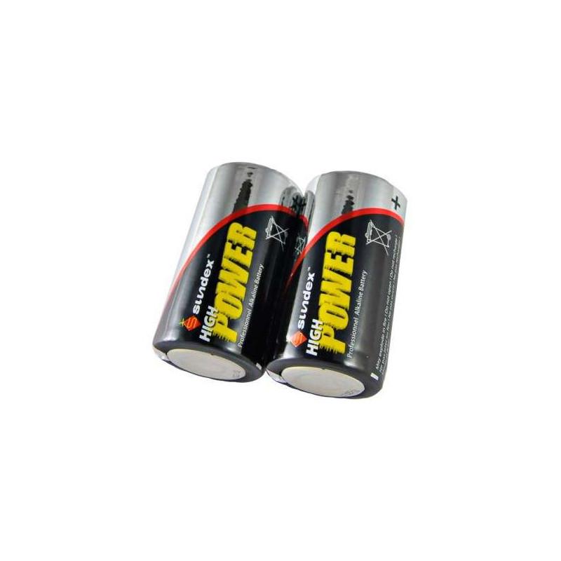 Pack de 2 Piles LR14 Super Alcaline...