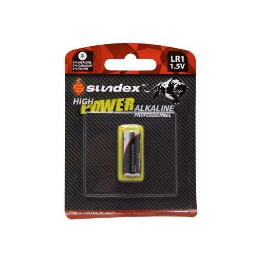 Pile LR1 1,5V Super Alcaline SUNDEX