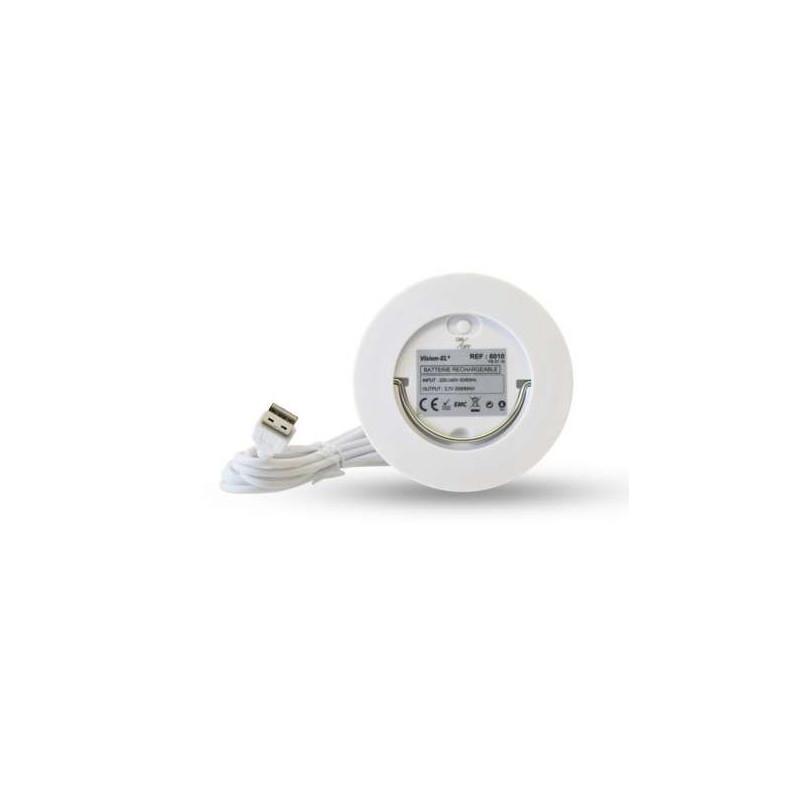 Batterie rechargeable 3,7V sur prise...