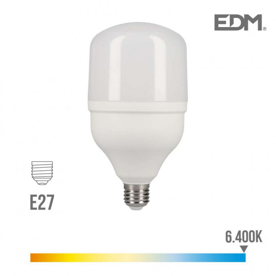 Ampoule LED E27 20W équivalent à 109W - Blanc du Jour 6400K