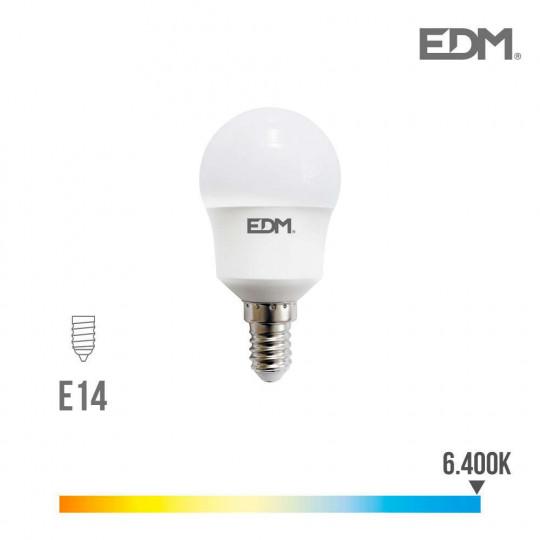 Ampoule LED E14 8,5W équivalent à 70W - Blanc du Jour 6400K