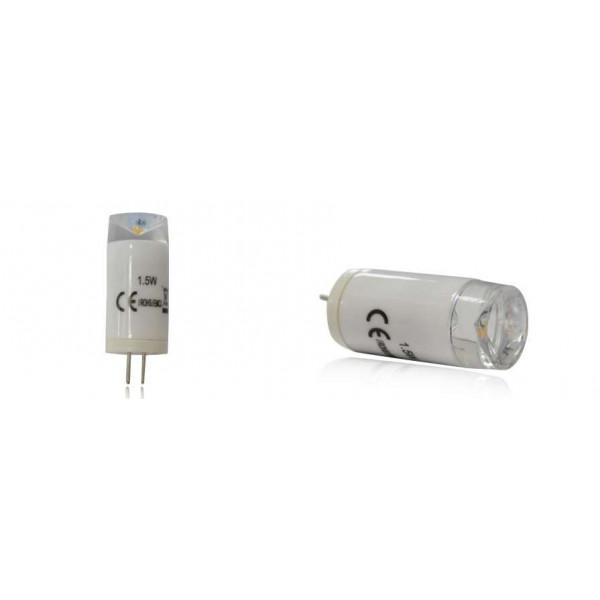 Ampoule LED G4 1,5W (14W) Vision-EL Blanc Chaud 3000K