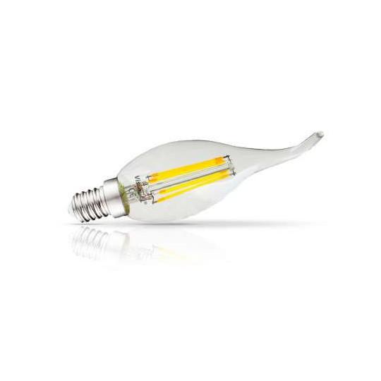 Ampoule LED E14 Filament 4W équivalent 35W Blanc du Jour 6000K