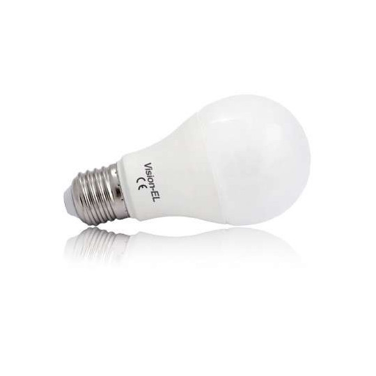 Ampoule LED A60 10W Dimmable E27 Blanc du Jour 6000K