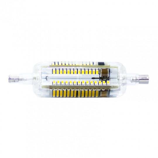 Ampoule LED R7S 5W 78mm 220V équivalent 40W