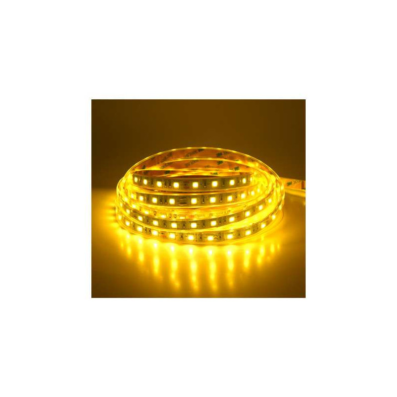 Ruban LED 60 LED/m IP67 14,4W/m Blanc...