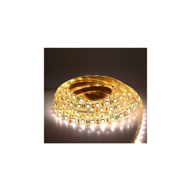 Ruban LED 60 LED/m IP65 14,4W/m Blanc...