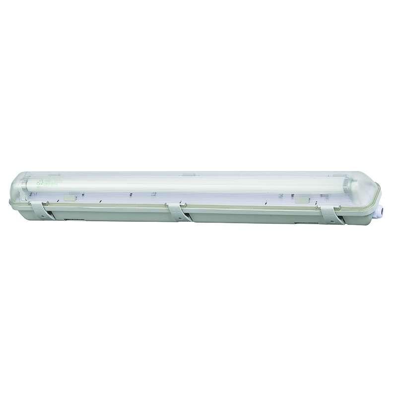 Boitier tube LED T8 étanche 1*600mm