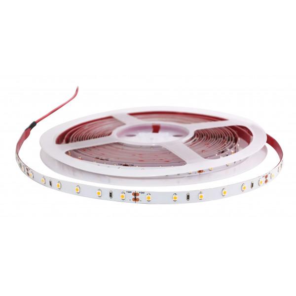 Ruban LED Blanc DC24V 4,8W/m longueur 5m étanche