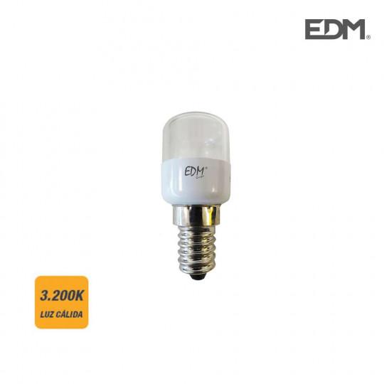 Ampoule LED E14 0,5W équivalent à 6W - Blanc Chaud 3200K
