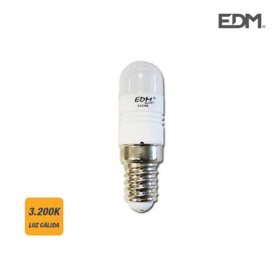Ampoule LED E14 2,5W équivalent à 30W - Blanc Chaud 3200K