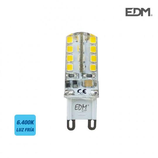 Ampoule LED G9 2,5W équivalent à 25W - Blanc du Jour 6400K