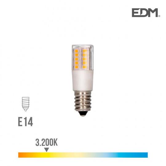 Ampoule LED E14 5,5W équivalent à 60W - Blanc Chaud 3200K